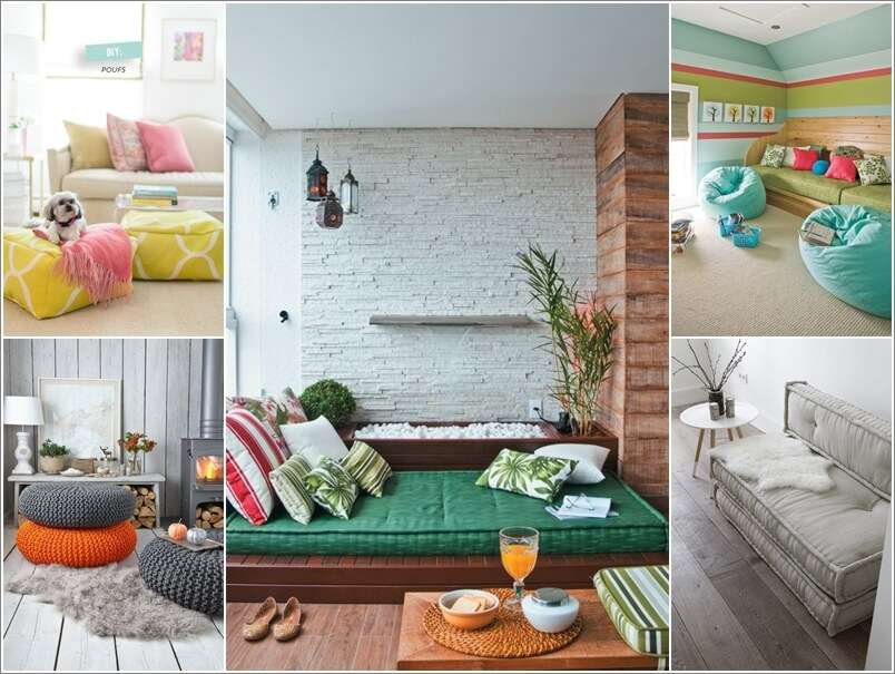 Floor Seating Ideas You Will Surely Love