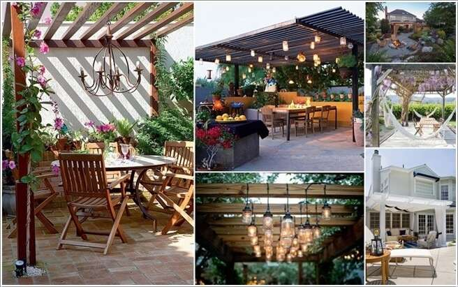 a  13 Things to Hang From a Pergola to Beautify It a21