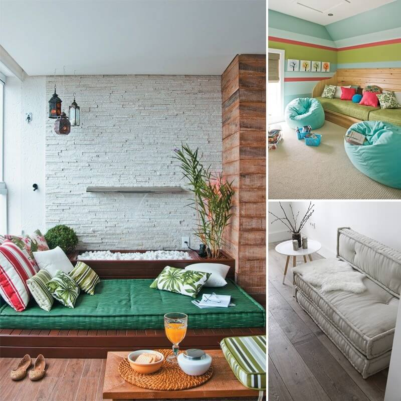 Cool Floor Seating Ideas You Will Surely Love