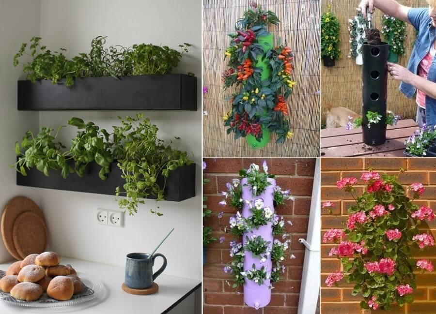 13 Cool Long Planter Ideas For Keen Gardeners