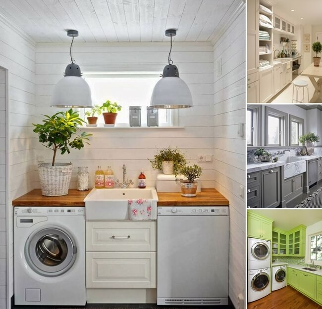 13 Amazing Laundry Room Sink Designs That Will Bring Style on Amazing Laundry Rooms  id=19536