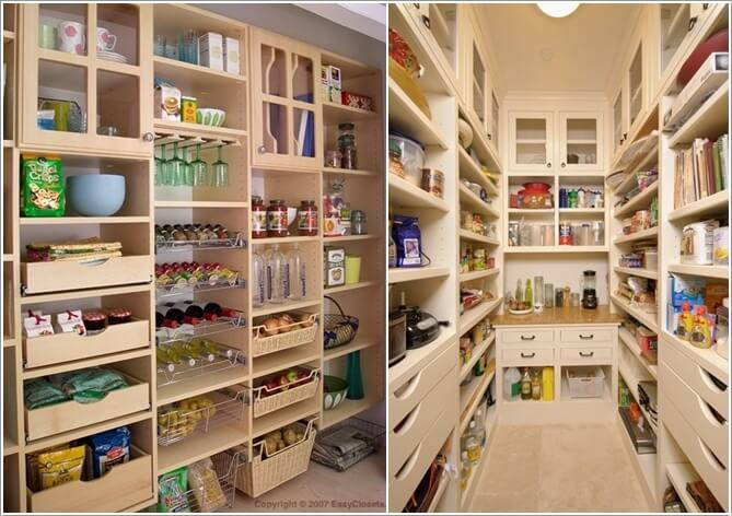 10  13 Cool Ideas to Store More in Your Pantry 1019