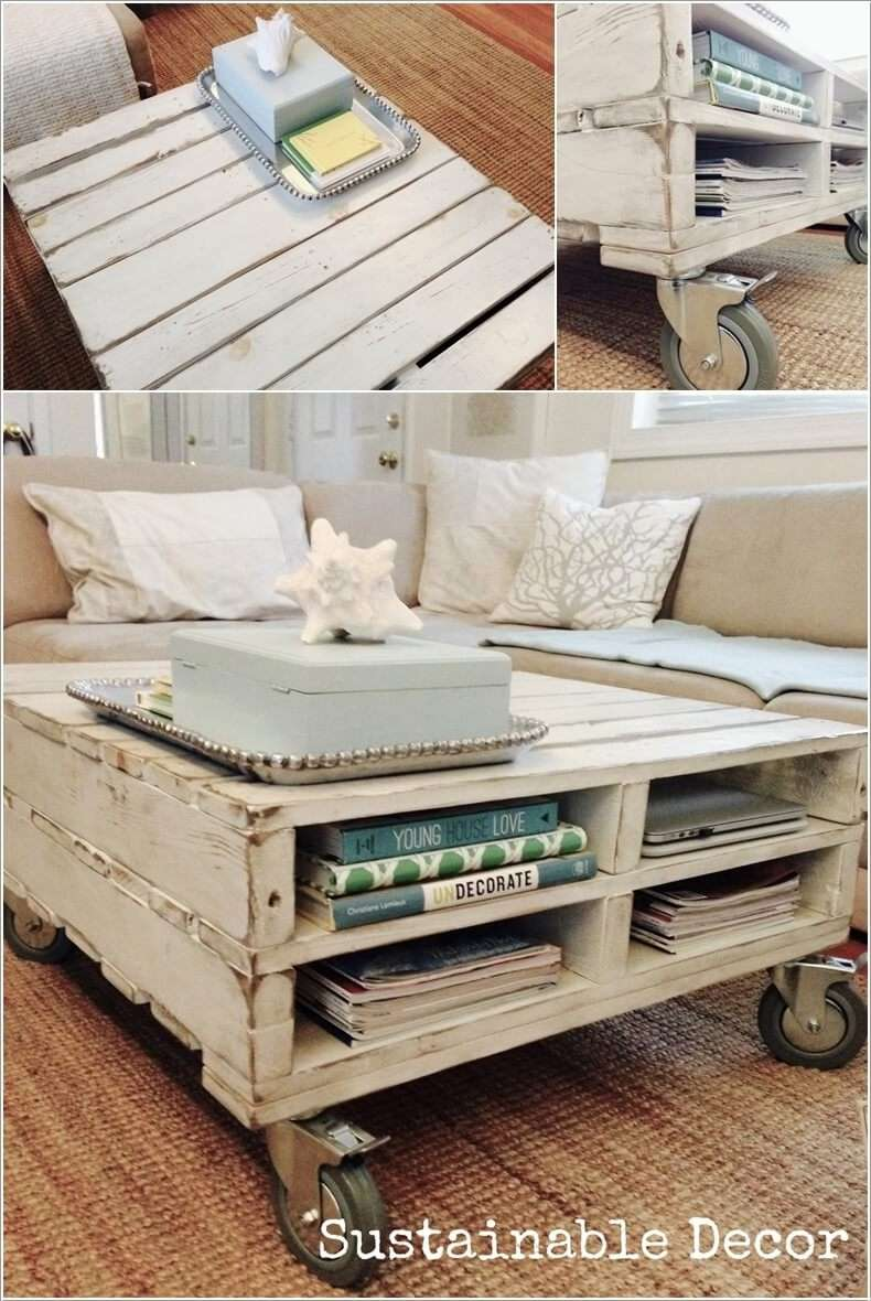 10  15 Cool DIY Furniture Projects for Your Living Room 1022