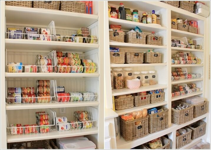 13  13 Cool Ideas to Store More in Your Pantry 1311