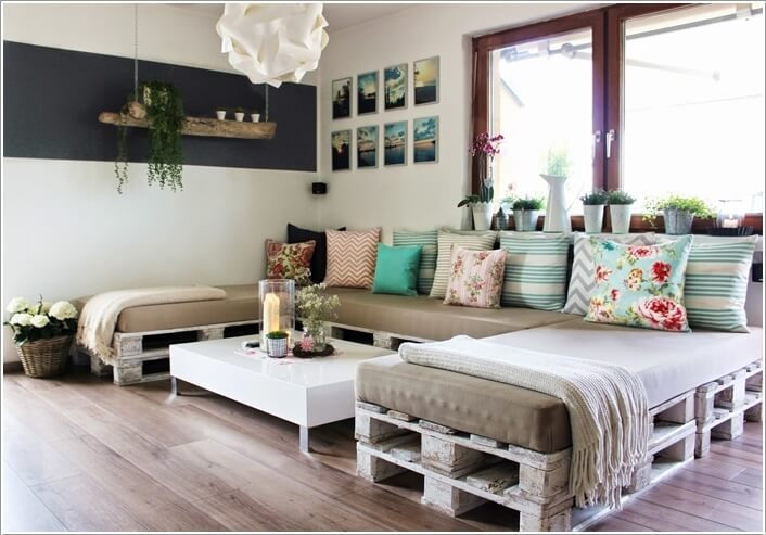 1  15 Cool DIY Furniture Projects for Your Living Room 159