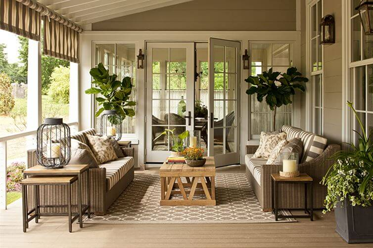Superb A Porch Rug Is A Must
