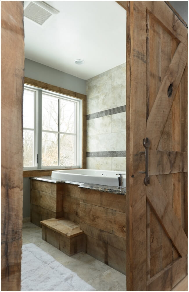 10 Cool Bathtub Enclosure Ideas For Your Bathroom