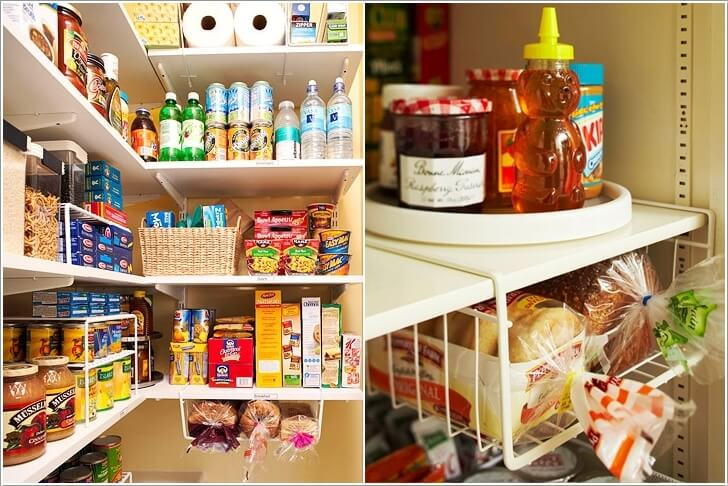 5  13 Cool Ideas to Store More in Your Pantry 519