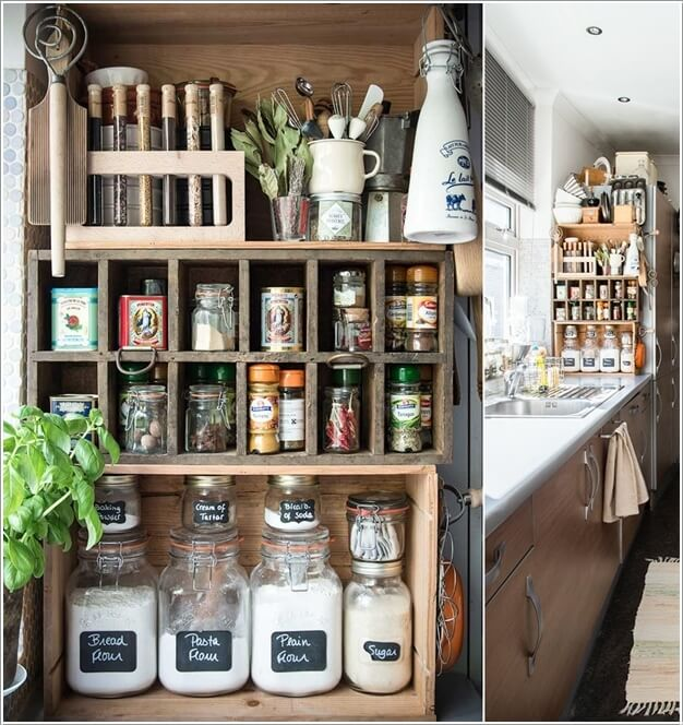 10 Cool Ideas To Organize Your Home With Wine Crates