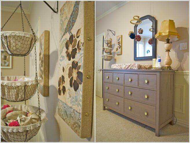 8  10 Cool Baby Shoe Storage Ideas for Your Baby's Nursery 8