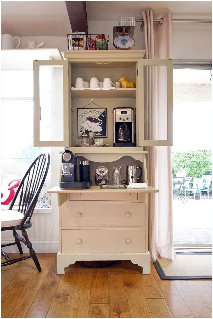 10 Cool Ideas To Set Up A Home Coffee Station