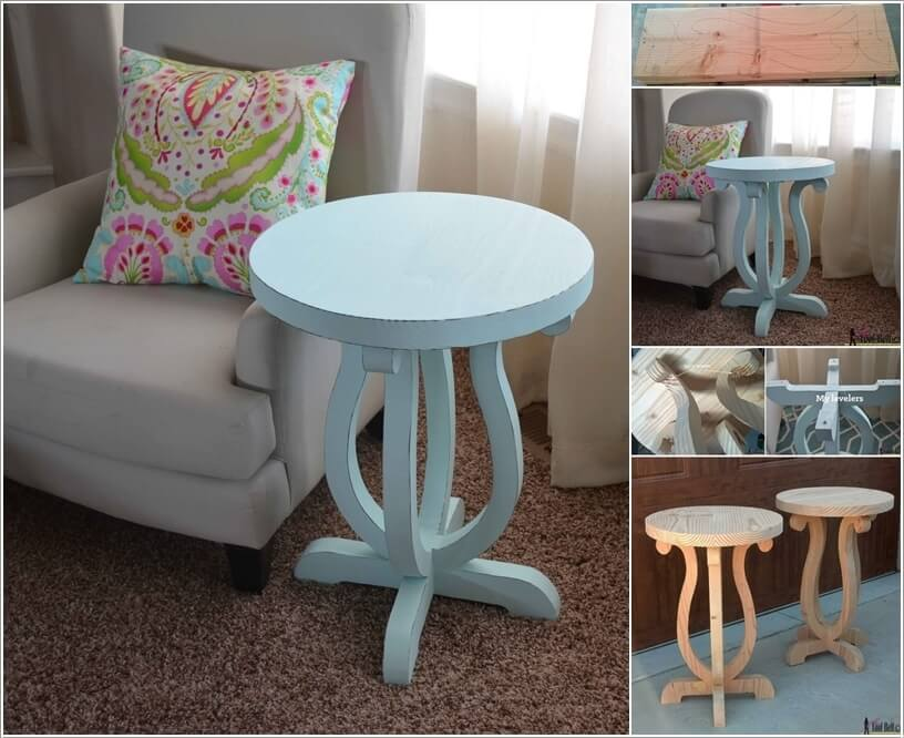9  15 Cool DIY Furniture Projects for Your Living Room 922