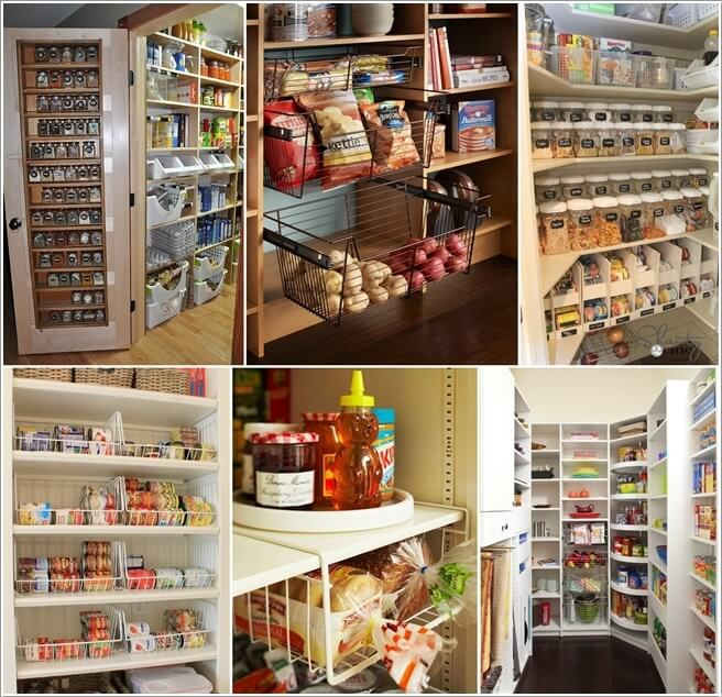 a  13 Cool Ideas to Store More in Your Pantry a19