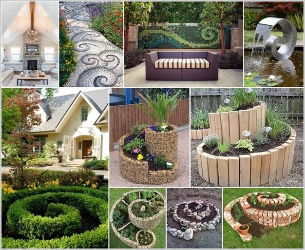 12 Cool Spiral Decor Ideas for Your Home
