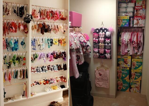 Toddler Shoe Storage