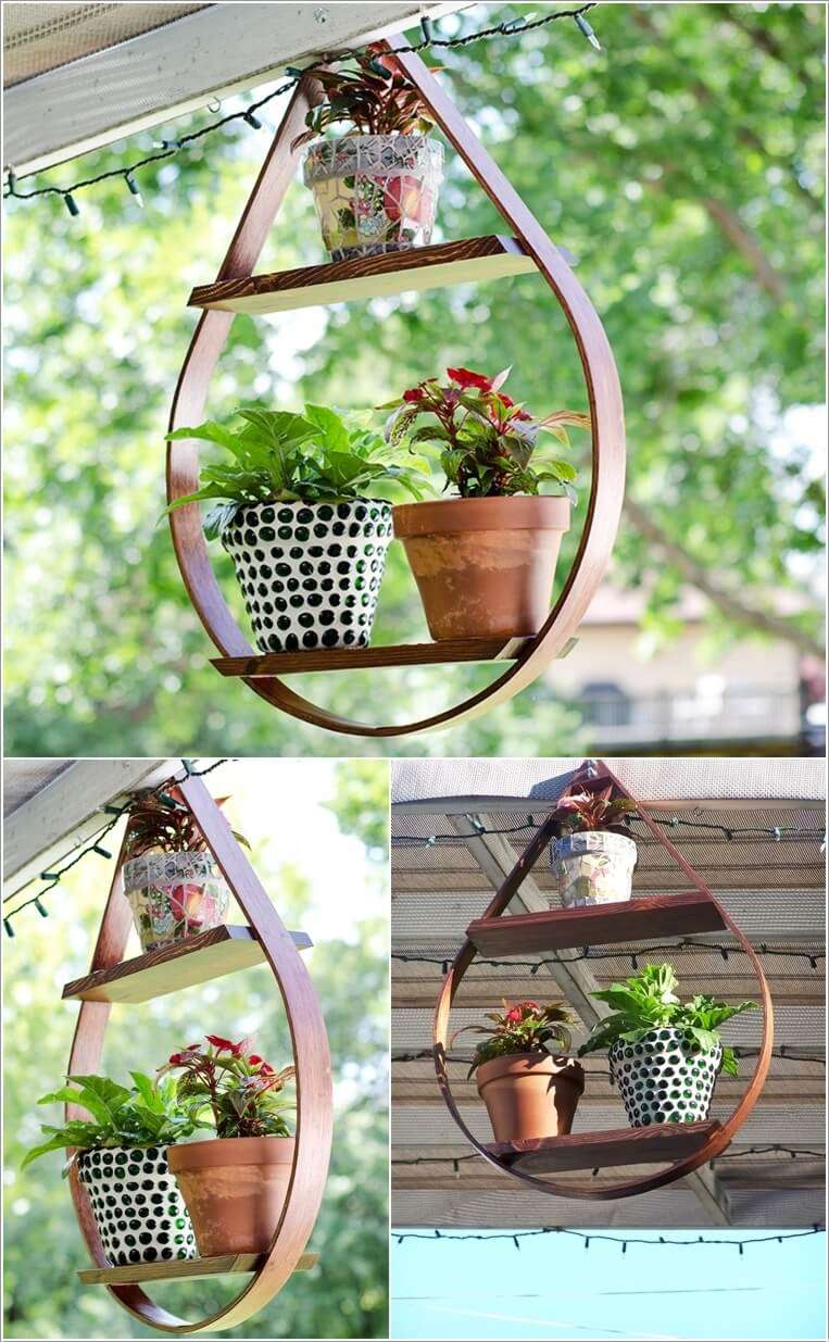 2  Let Your Planters Swing and Enjoy in Hanging Holders 211