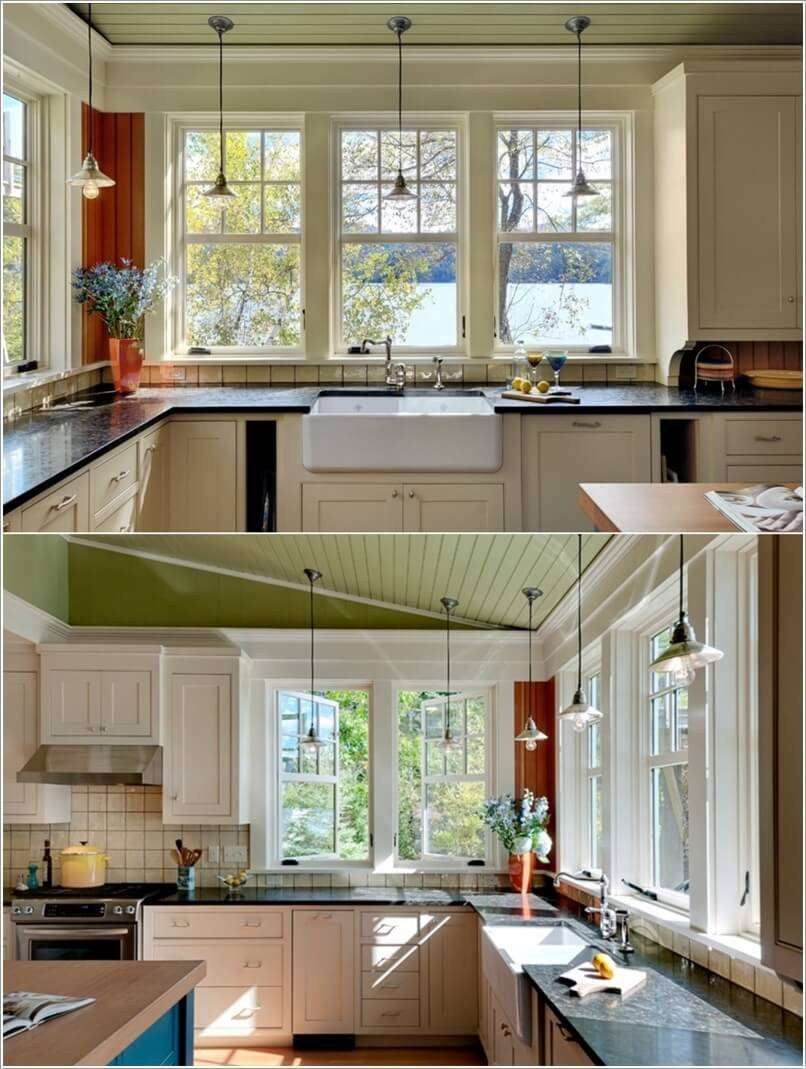 French casement windows photos houzz - Image Via Houzz