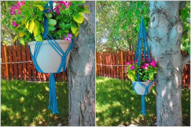 4  Let Your Planters Swing and Enjoy in Hanging Holders 410