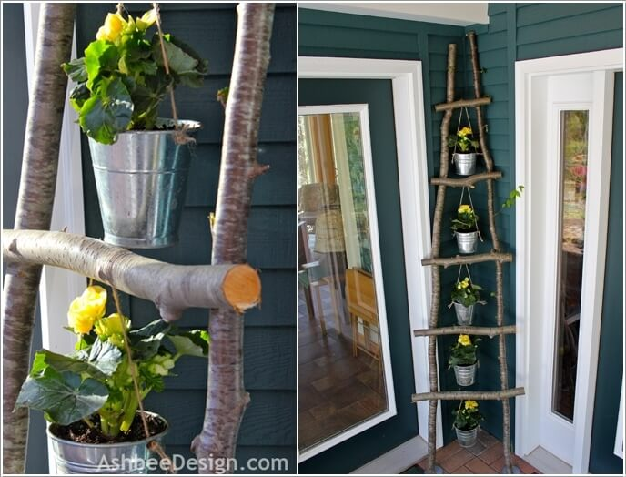 8  Let Your Planters Swing and Enjoy in Hanging Holders 811
