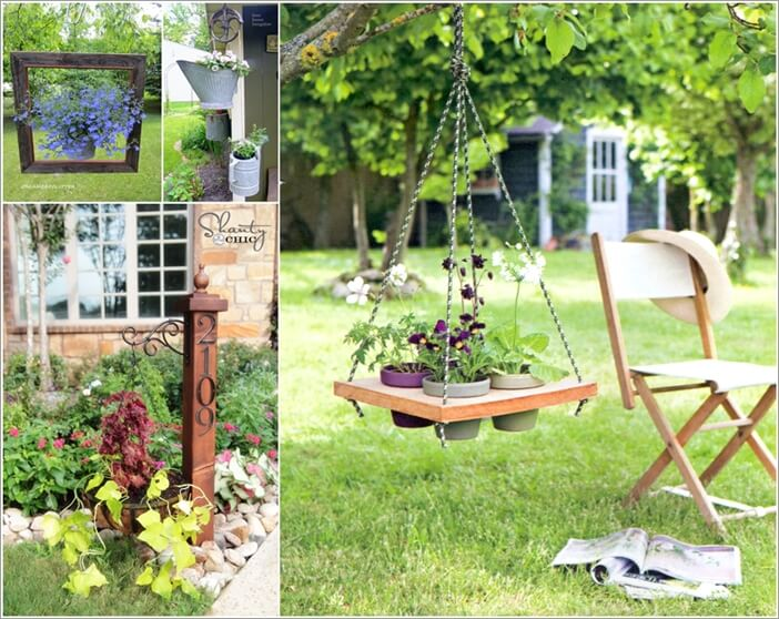 a  Let Your Planters Swing and Enjoy in Hanging Holders a12