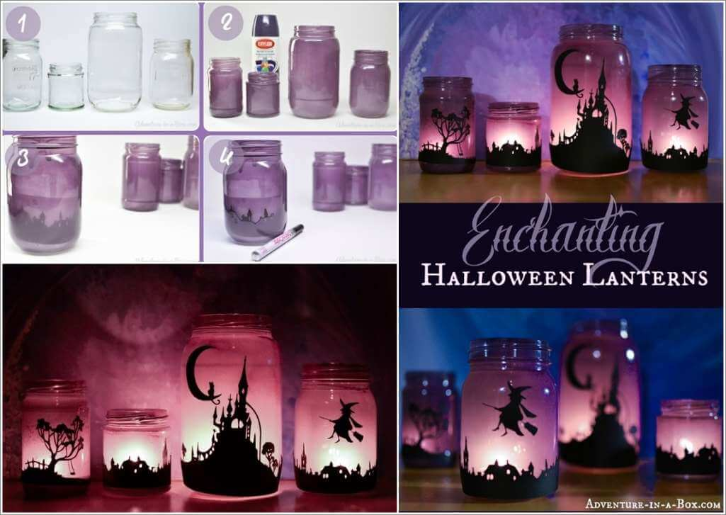 1  Make These Fantastic Halloween Lanterns 11