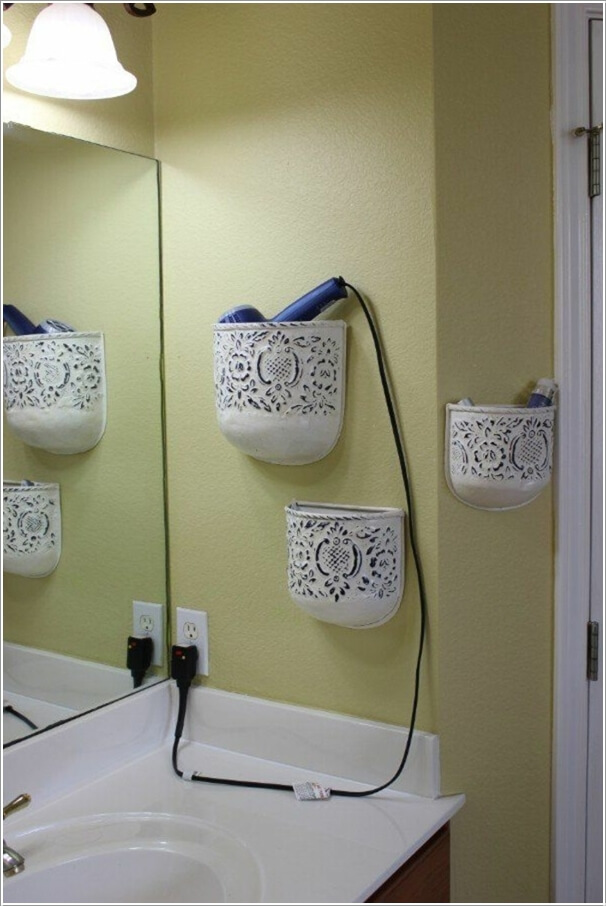 5  Create Storage on Your Bathroom Wall 53