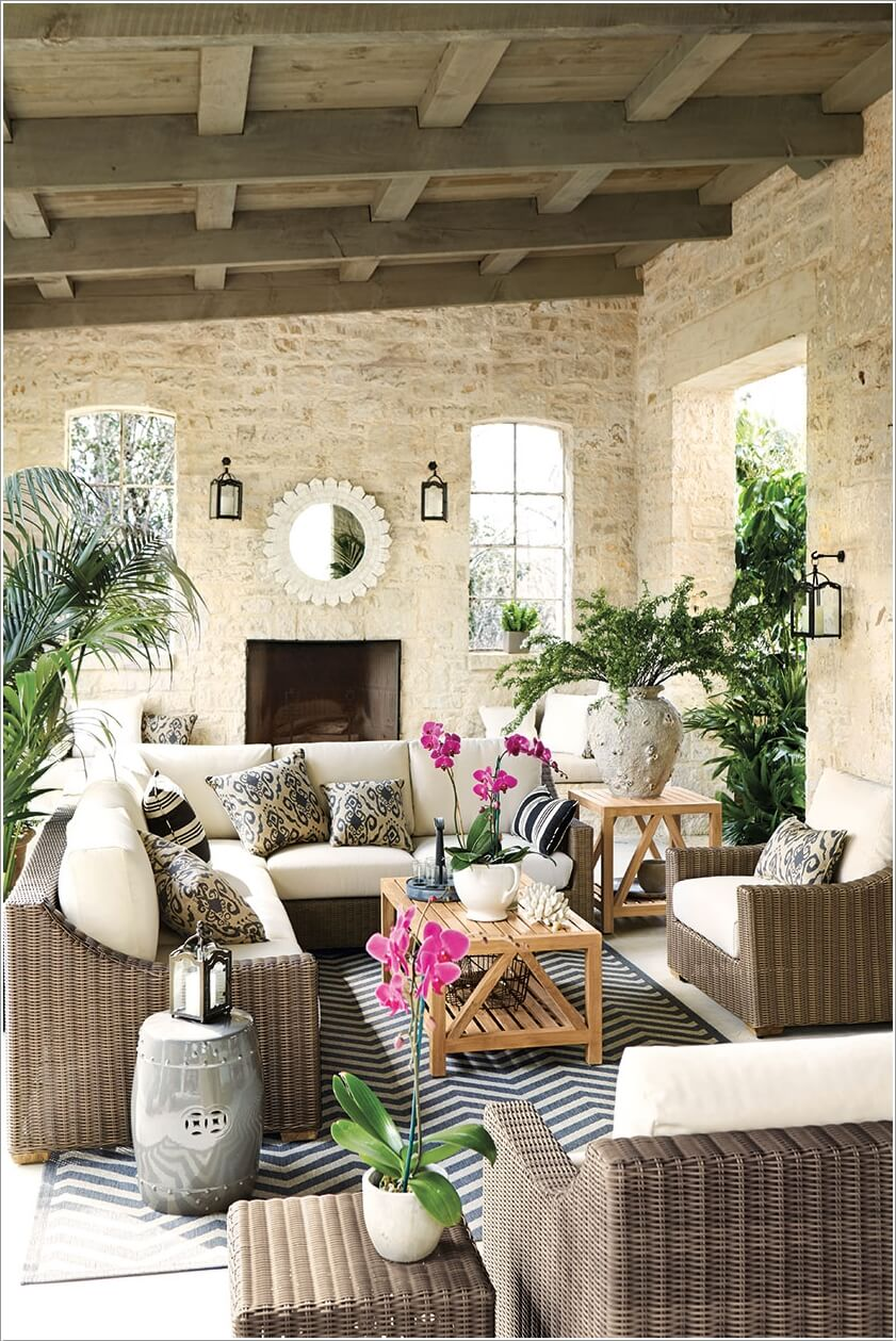 Bring Nature Inside Your Living Space 1