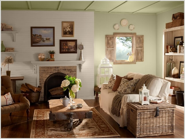 Bring Nature Inside Your Living Space 9