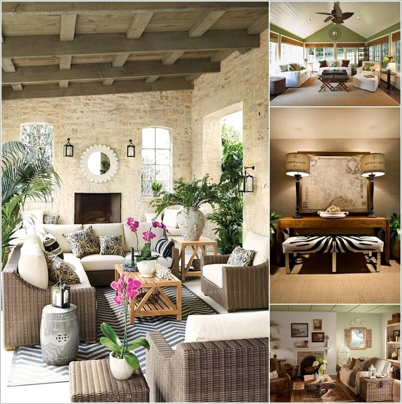 Bring Nature Inside Your Living Space a