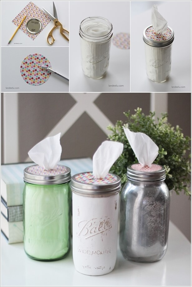 Cool things to do with mason jars for Cool things to do with mason jars
