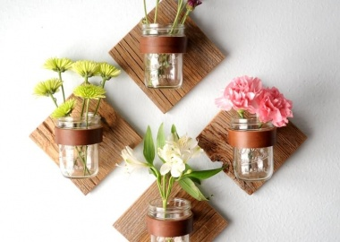 Cool Things To Do With Mason Jars  fi