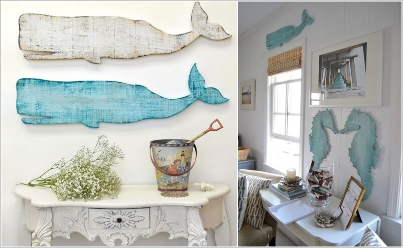 Decorate Your Walls in Nautical Style 10