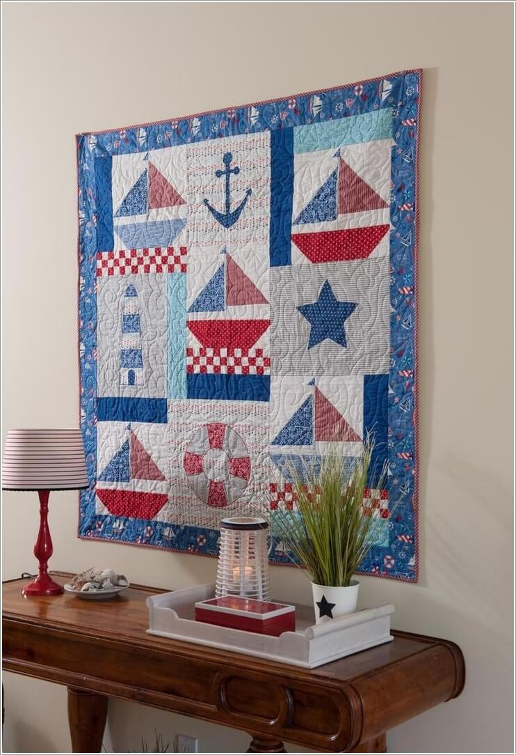 Decorate Your Walls in Nautical Style 12