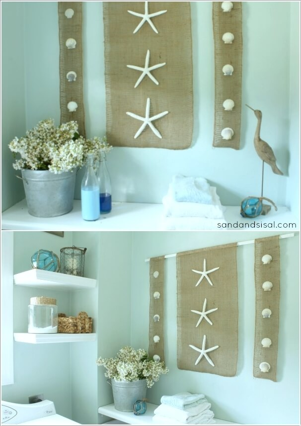 Decorate Your Walls in Nautical Style 2