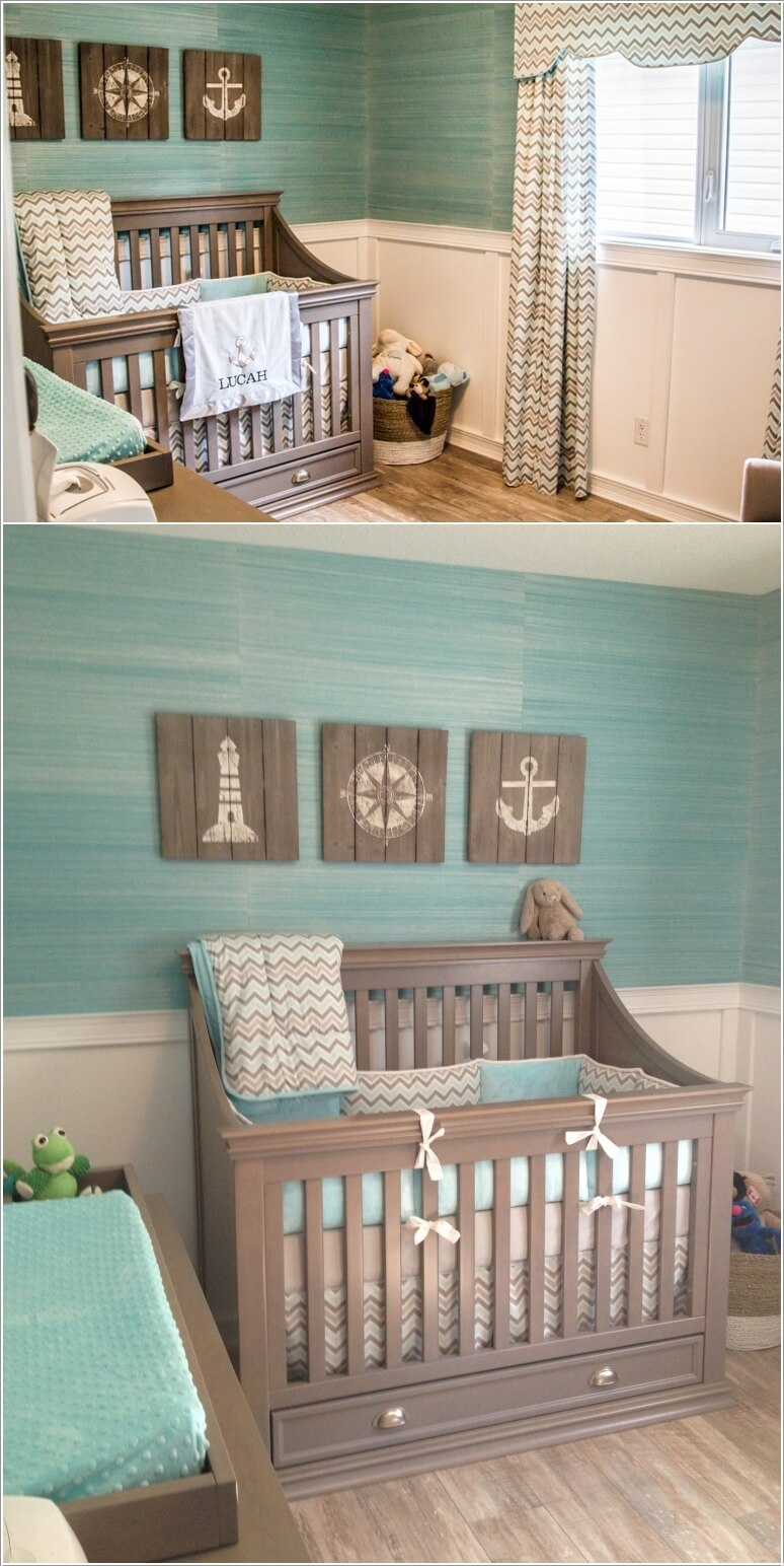 Decorate Your Walls in Nautical Style 3