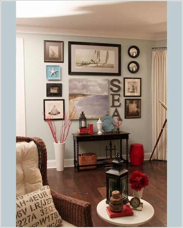 Decorate Your Walls in Nautical Style 4