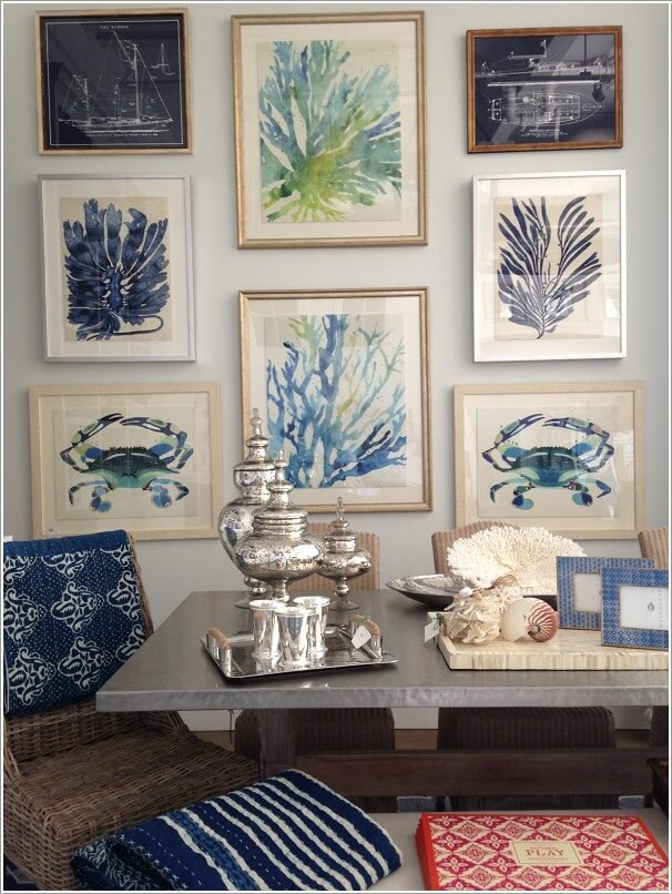 Decorate Your Walls in Nautical Style 7
