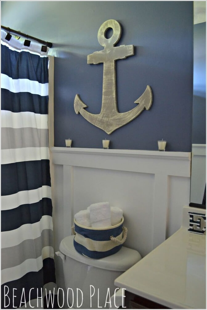 Decorate Your Walls in Nautical Style 8