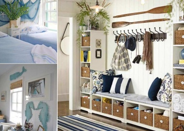 Decorate Your Walls in Nautical Style fi