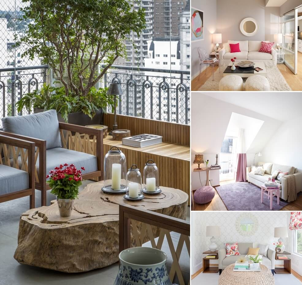 How to Make a Small Living Space Look Amazing