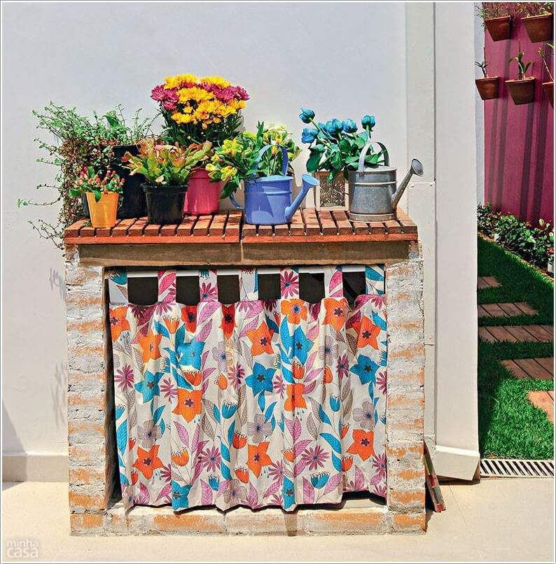 How About Creating An Outdoor Display 2