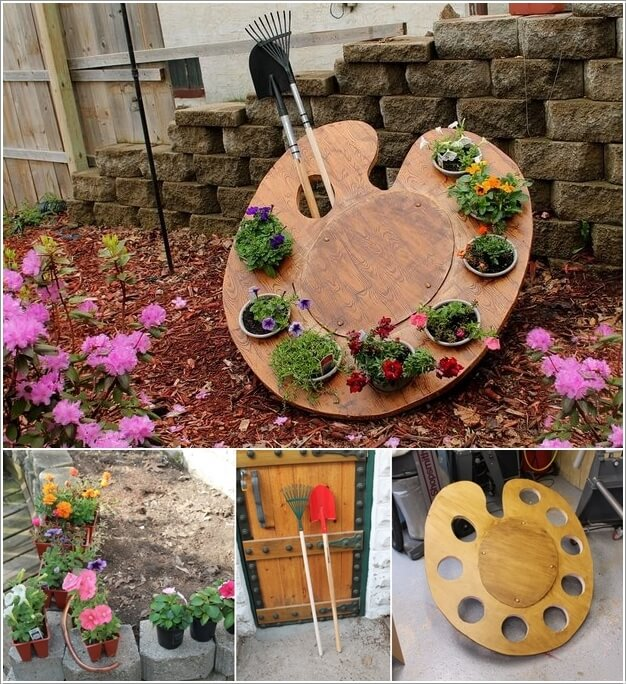 How About Creating An Outdoor Display 4