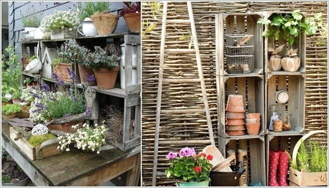 How About Creating An Outdoor Display 8
