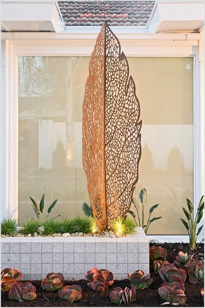 How About Creating An Outdoor Display 9