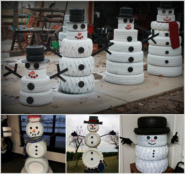 Make A Snowman from No Snow Materials This Winter 1  Make A Snowman from No Snow Materials This Winter make a snowman from no snow materials this winter 1