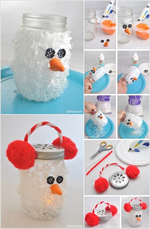 Make A Snowman from No Snow Materials This Winter 5  Make A Snowman from No Snow Materials This Winter make a snowman from no snow materials this winter 5