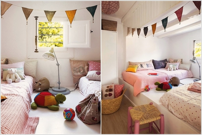 Make Your Kids' Reading Nook Cozy 1