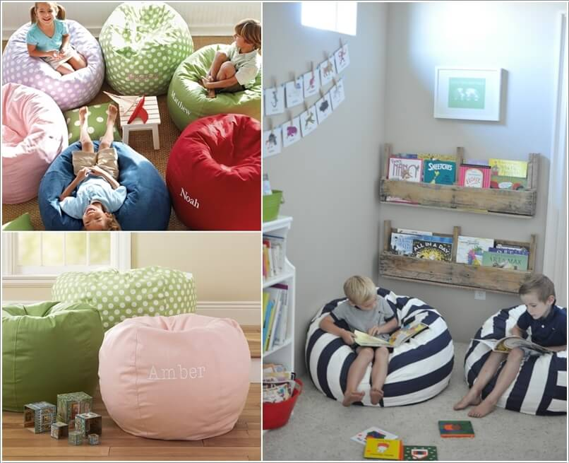 Make Your Kids' Reading Nook Cozy 3