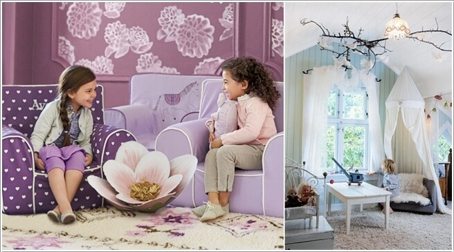 Make Your Kids' Reading Nook Cozy 6