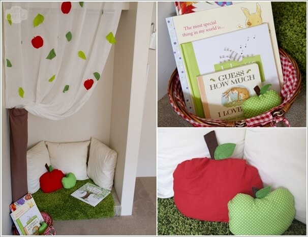 Make Your Kids' Reading Nook Cozy 7